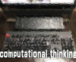 computational thinking1